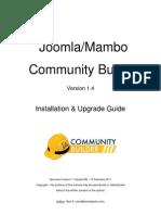 CB1.4 Installation