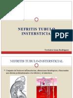 Expo de Nefro Nefritis Intersticial
