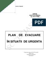 Exemplu Plan de Evacuare