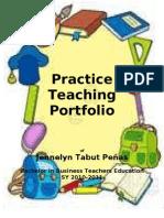 My PRactice Teaching Portfolio