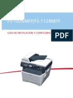 FS 1028MFP_FS 1128MFP Guia de Instalaci n y Configuraci n (ES)