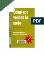 Cómo nos venden la moto-Chomsky-Noam-Ramonet-Ignacio