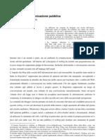 CAP Blogosfera e Comunicazione Pubblica DEFINITIVO