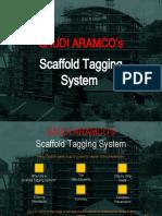 Scaffold Tag System