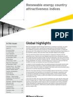 EY_Renewable Energy Country Attractiveness Index_Nov09