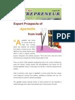 Export Prospects
