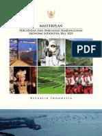 Buku Master Plan Percepatan dan Perluasan Pembangunan Ekonomi Indonesia 2011-2023 (MP3EI). Edisi-1
