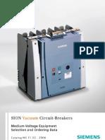 Siemens VCB