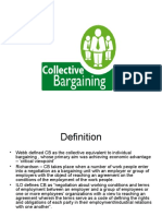 Collective Bargaining Chap 1
