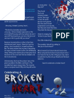 Celebrating a broken heart (May 2011)