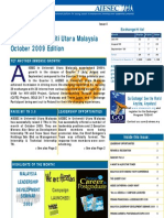 AIESEC UUM Newsletter October 2009