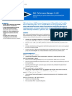 BMC Performance Manager v2.4_Datasheet