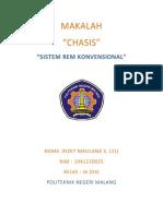 MAKALAH CHASIS1