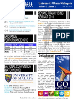 AIESEC UUM Newsletter May 2010