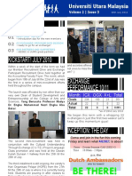 AIESEC UUM Newsletter July 2010
