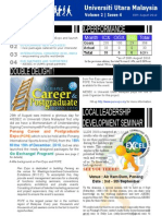 AIESEC UUM Newsletter August 2010