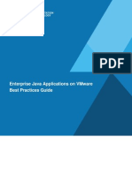 Enterprise Java Applications on VMware Best Practices Guide