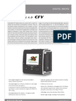 Hasselblad CFV Combined Datasheet v2