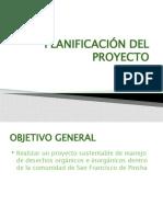PLANIFICACIÓN DEL PROYECTO mc