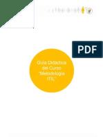 Guía de curso_metodologia itil sevilla