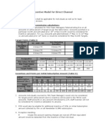 Incentive Model for Direct Channel FY 11-12