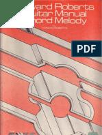 Howard Roberts Chord Melody