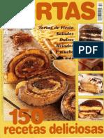 Tortas - 150 Recetas Deliciosas