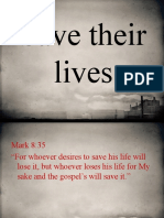 Save Their Lives
