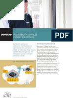SunGard Cloud Solutions IaaS Brochure
