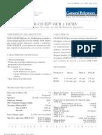 4 9 Cor-Cote HCR y HCRV