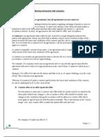 LBP End Term Exam Answer Sheet GAPR10GLSCM014