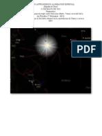 Estudio Astronomico Alineacion Especial
