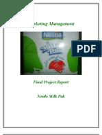 MM REPORT 1