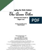 Queen Classic Guitar