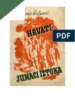 47803da2c670 Hrvati-Junaci Iztoka -- Franjo Bubanic