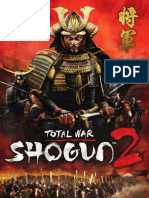 TW Shogun II - Manual