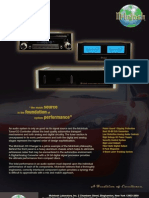 McIntosh MDA5000 Car Source Mobile Digital to Analog Convertor