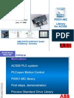 080611 AC500 Motion Control Library PS551 MC E