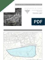 Pp.10.Ampliacion Poligono Residencial.Plan de ordenación municipal de Toledo. Páginas del Polígono