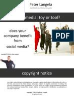 Pl Social Media Seminar en Summary