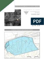 Ua.33.Zona de Contacto.Plan de ordenación municipal de Toledo. Páginas del Polígono