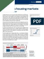 2011-06-06 Danske Euro Area Housing Market - A Temperature Gauge