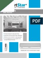 Comfort Star EAC-900R Brochure