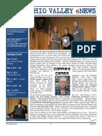 MSMA 2nd Quarter Newsletter May 2011