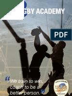 Sb Rugby Academy Brochure