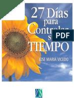 27 Dias Para Controlar El Tiempo - (4)