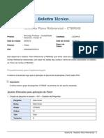 CTB - Relatório Plano Referencial - CTBR049