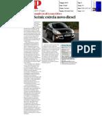 """NOVO MOTOR RENAULT 1.6 dCi NO """"PÚBLICO"""""""