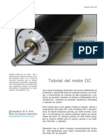 Tutorial Motor Dc