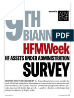 HFM 2007 HFAdmin Survey